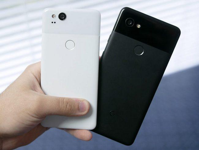 Случайные перезагрузки смартфонов Google Pixel 2 и Pixel 2 XL решаются отключением режима LTE