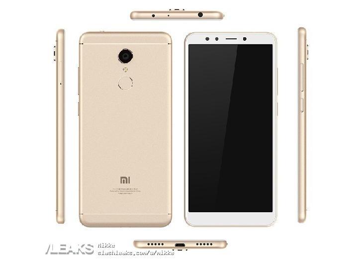 Смартфоны Xiaomi Redmi 5 и Redmi 5 Plus будут выпущены 7 декабря
