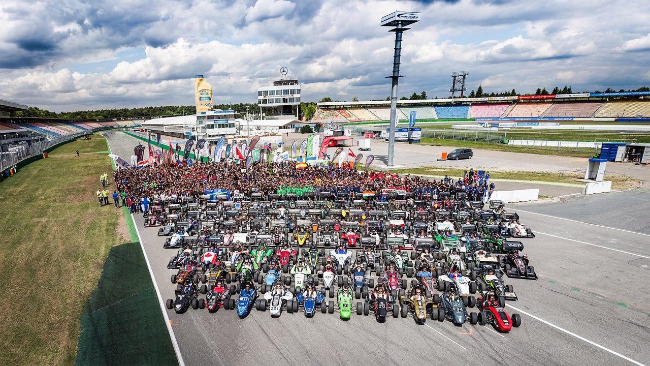 Bauman Racing Team и «Формула студент»: как Lenovo ThinkServer помогает побеждать в европейских гонках - 2