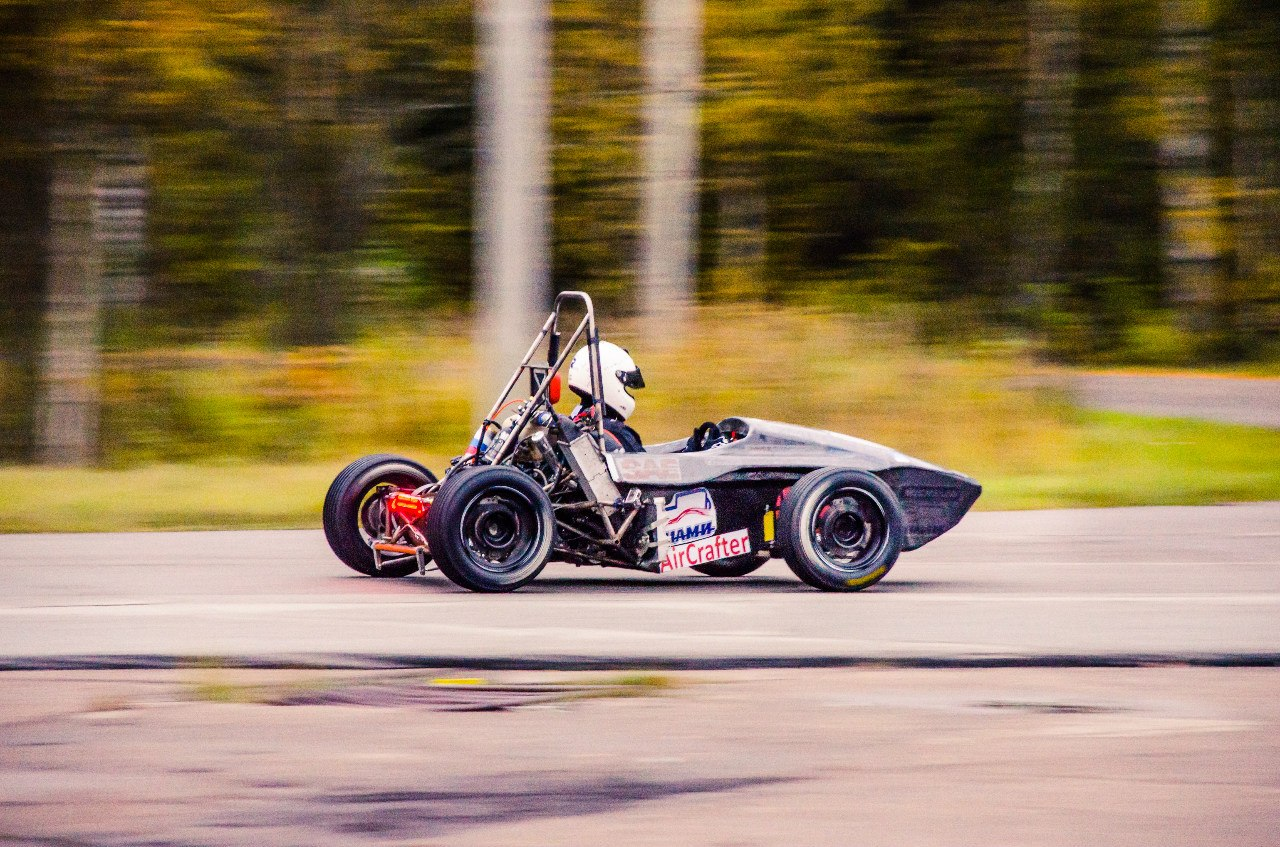 Bauman Racing Team и «Формула студент»: как Lenovo ThinkServer помогает побеждать в европейских гонках - 5