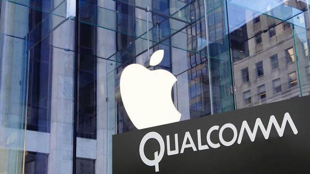 Qualcomm обвиняет Apple в нарушении патентов