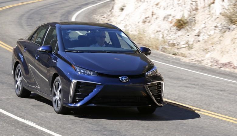 Toyota построит станцию, которая будет производить 1,2 тонны водорода в сутки