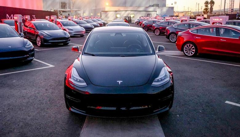 Запас хода Tesla Model 3 действительно достигает 500 км