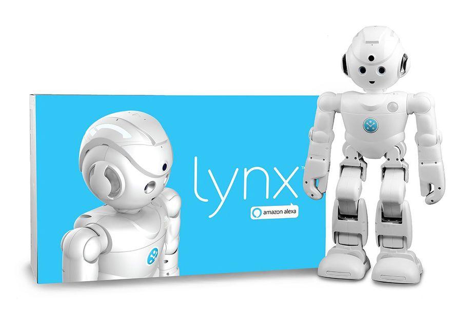 Человекоподобный робот под управлением Alexa за 800$ получился не размером с человека. Жаль… - 1