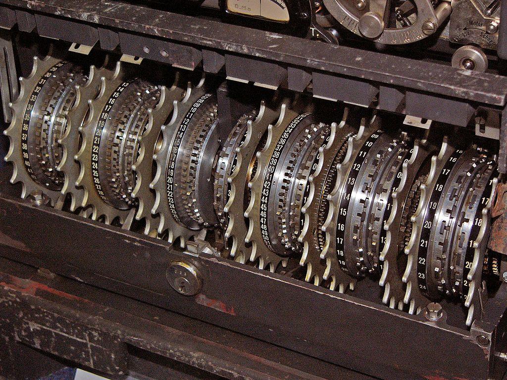 Электронные компьютеры, часть 2: Колосс - 2