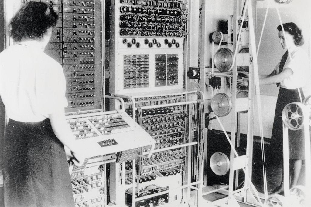 Электронные компьютеры, часть 2: Колосс - 6