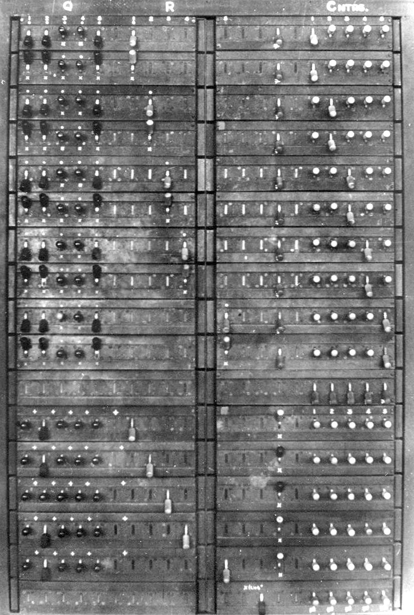 Электронные компьютеры, часть 2: Колосс - 7