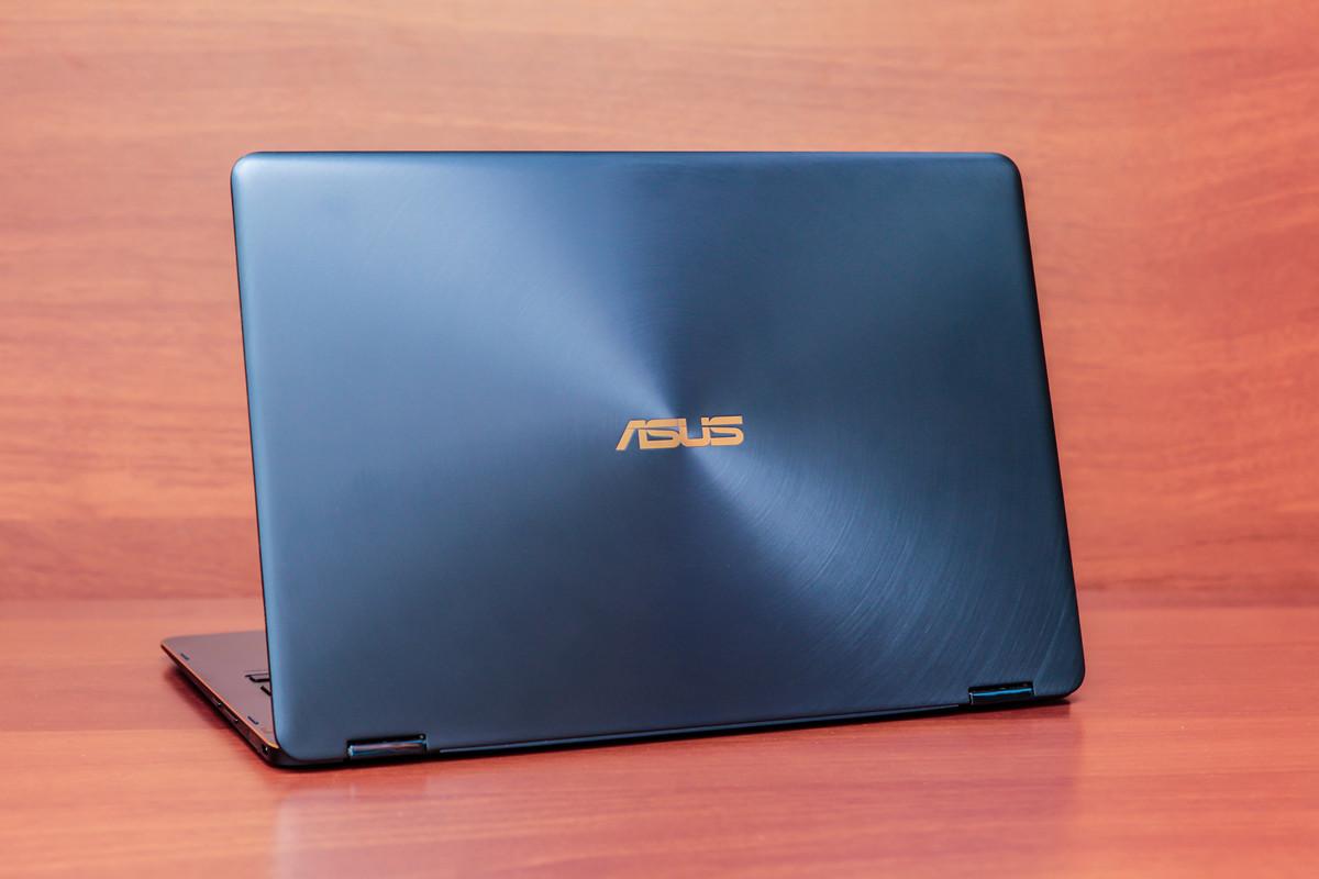 Обзор трансформера ASUS ZenBook Flip S - 2