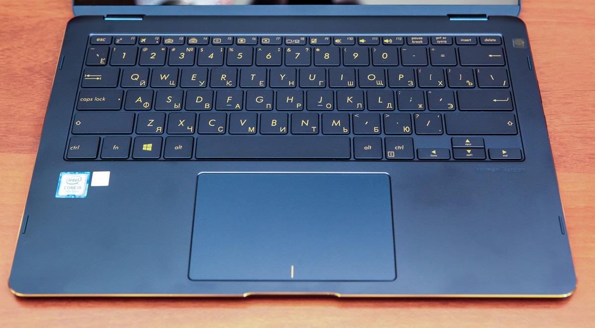 Обзор трансформера ASUS ZenBook Flip S - 23