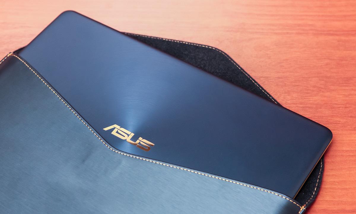 Обзор трансформера ASUS ZenBook Flip S - 30