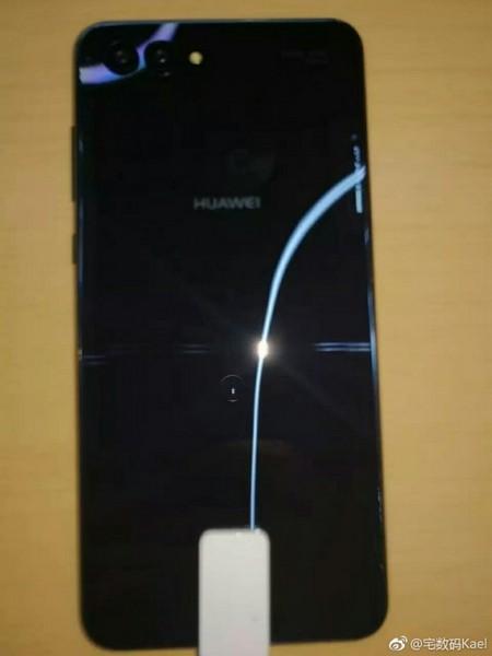 Смартфон Huawei Nova 2s получит стеклянный корпус и флагманскую платформу прошлого года