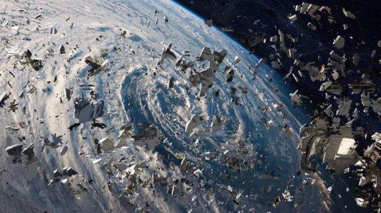 В НАСА считают, что человечество сможет погибнуть из-за космического мусора