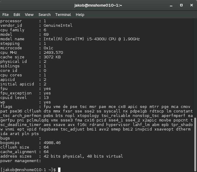 Вопрос: действительно ли программное обеспечение использует новые наборы инструкций? - 3