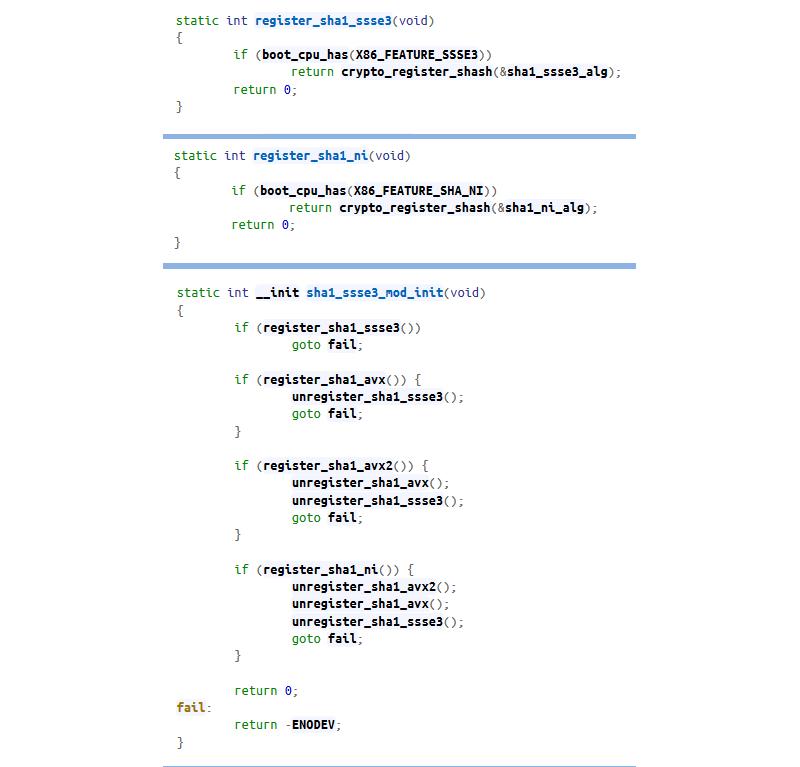 Вопрос: действительно ли программное обеспечение использует новые наборы инструкций? - 4