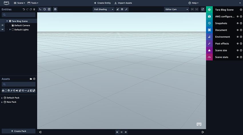 Amazon представил платформу для 3D-, VR- и AR-разработки - 4