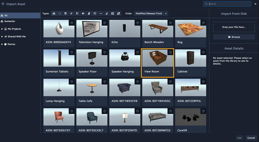 Amazon представил платформу для 3D-, VR- и AR-разработки - 5