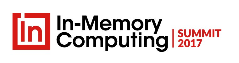 In-Memory Computing Summit 2017 San Francisco - 1