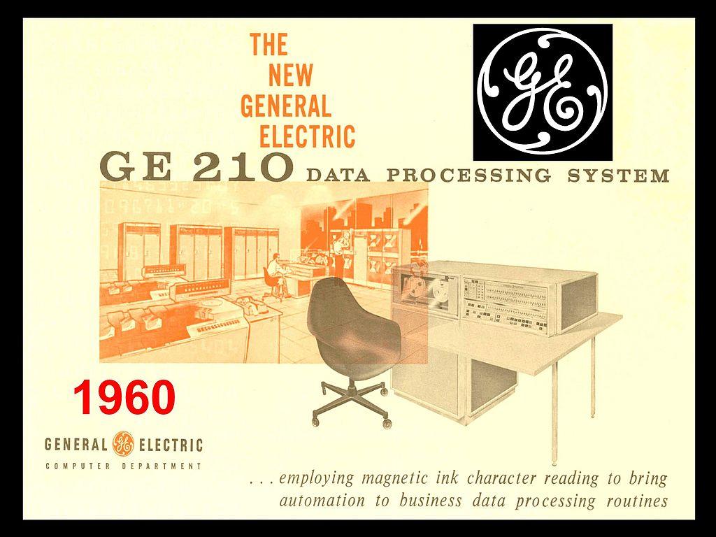 История General Electric: от лампочки Эдисона до наших дней - 20