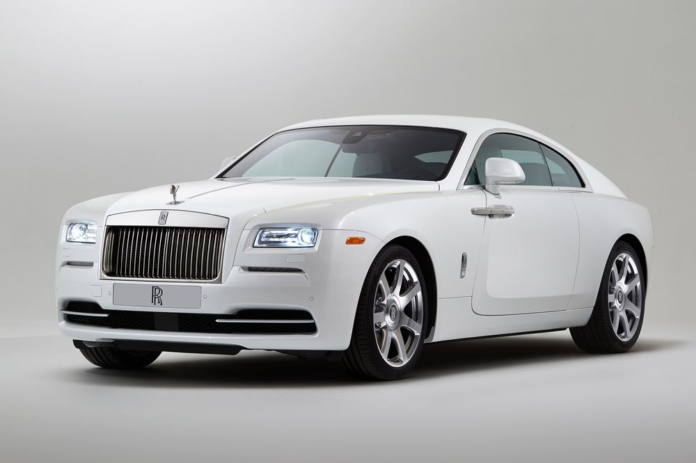 [КЕЙС] Как мы сканировали Rolls-Royce Wraith для тюнинга - 2