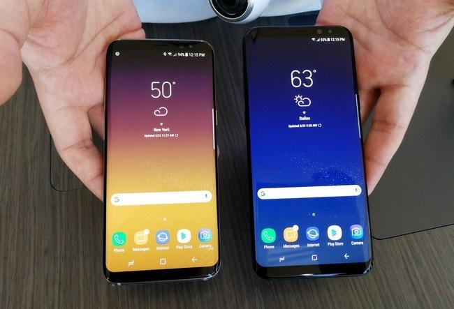 Некоторые смартфоны Samsung Galaxy S8/S8+ перестали поддерживать быструю зарядку после обновления