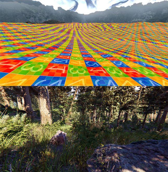 Рисователь биомов: наполняем содержанием огромный мир - 1