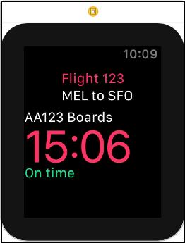 Туториал: создаём простое приложение для watchOS 4 - 21