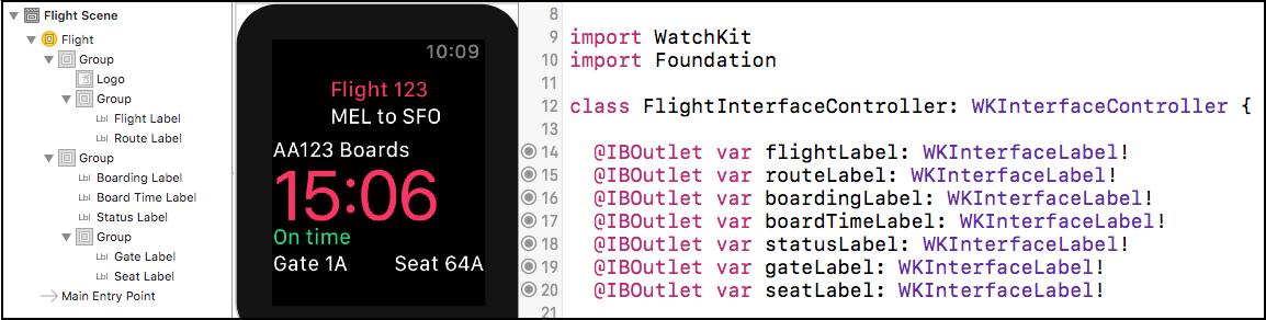 Туториал: создаём простое приложение для watchOS 4 - 25