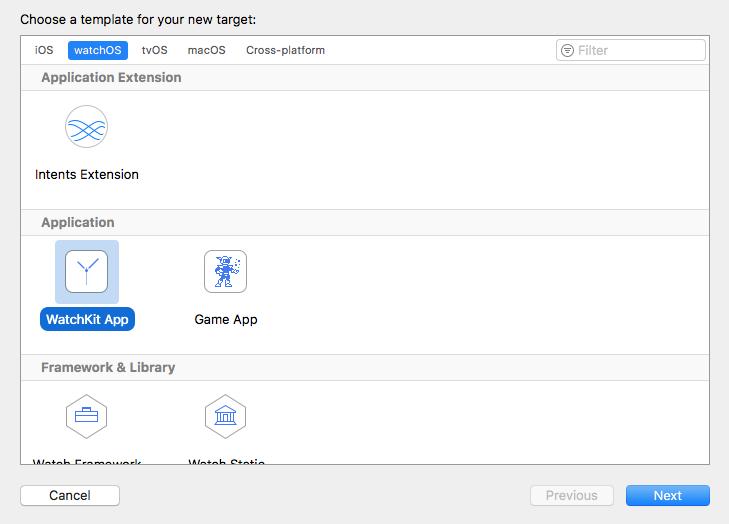 Туториал: создаём простое приложение для watchOS 4 - 3
