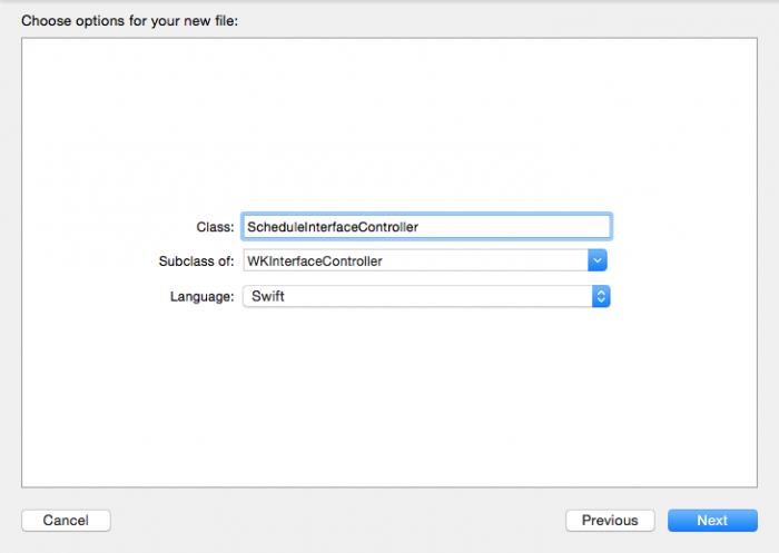 Туториал: создаём простое приложение для watchOS 4 - 36