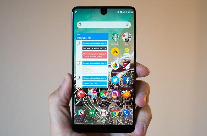 Essential Products обещает сделать следующий смартфон более ремонтопригодным