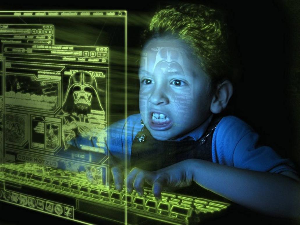 Азарт в компьютерных играх, или можно ли играть несовершеннолетним - 1