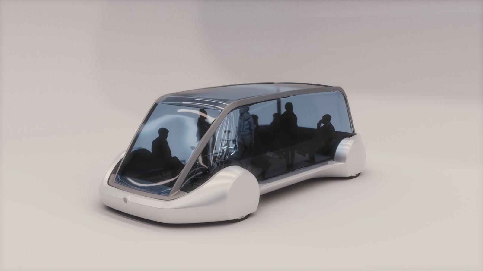 Из Чикаго в аэропорт на автономных тележках под землёй: проект Loop от Илона Маска - 1