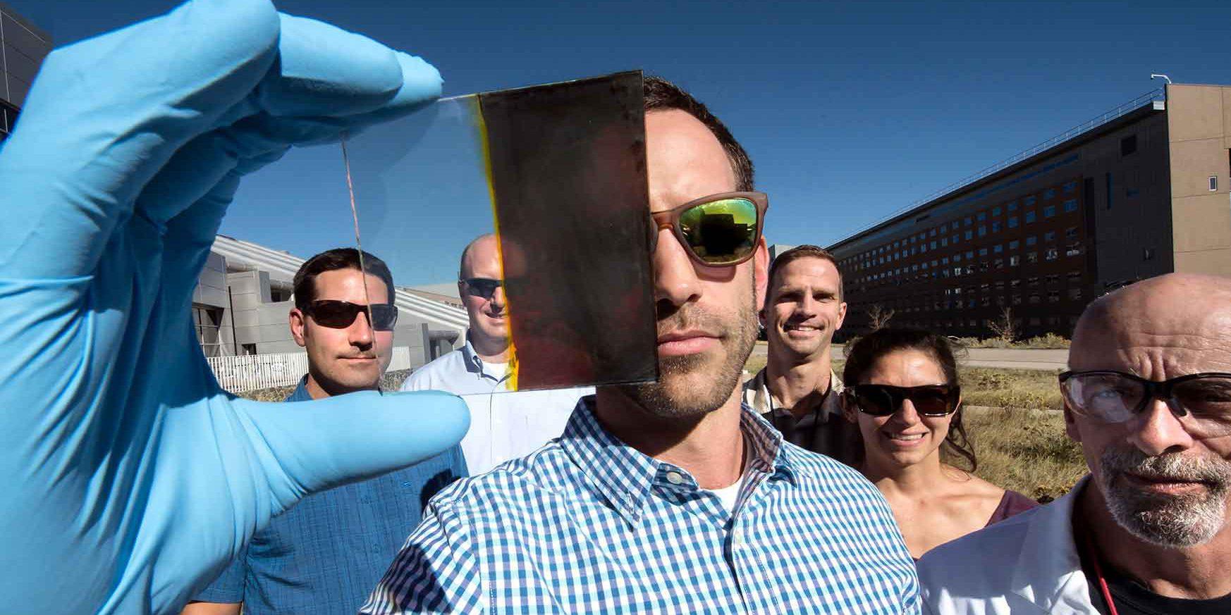 КПД частично прозрачных окон с солнечными батареями превысил 11% - 1