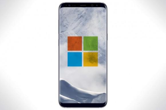 Смартфона Samsung Galaxy S8 Microsoft Edition не было в планах