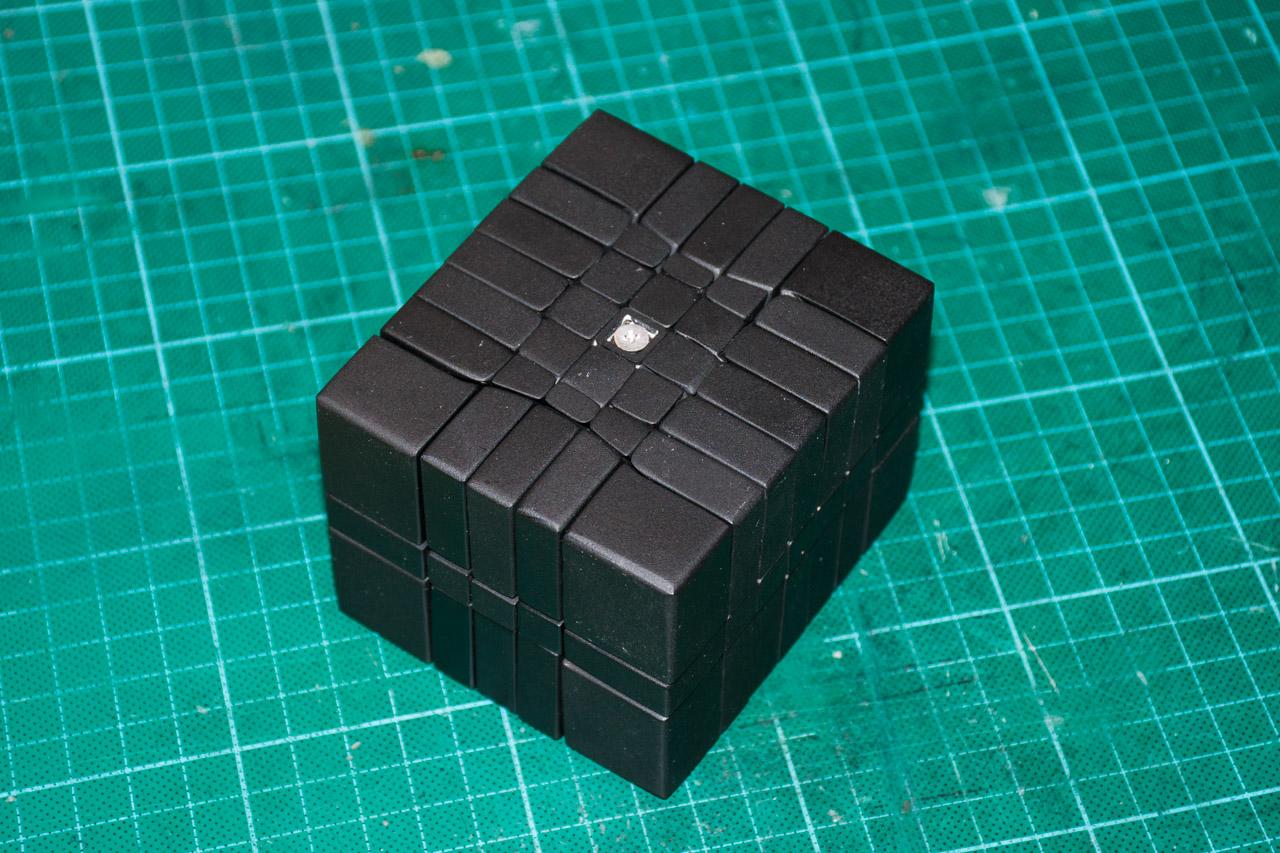 3х5х7 Cuboid или пилим Кубик Рубика - 13