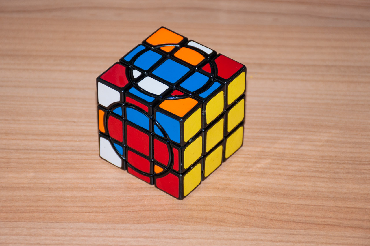 3х5х7 Cuboid или пилим Кубик Рубика - 17