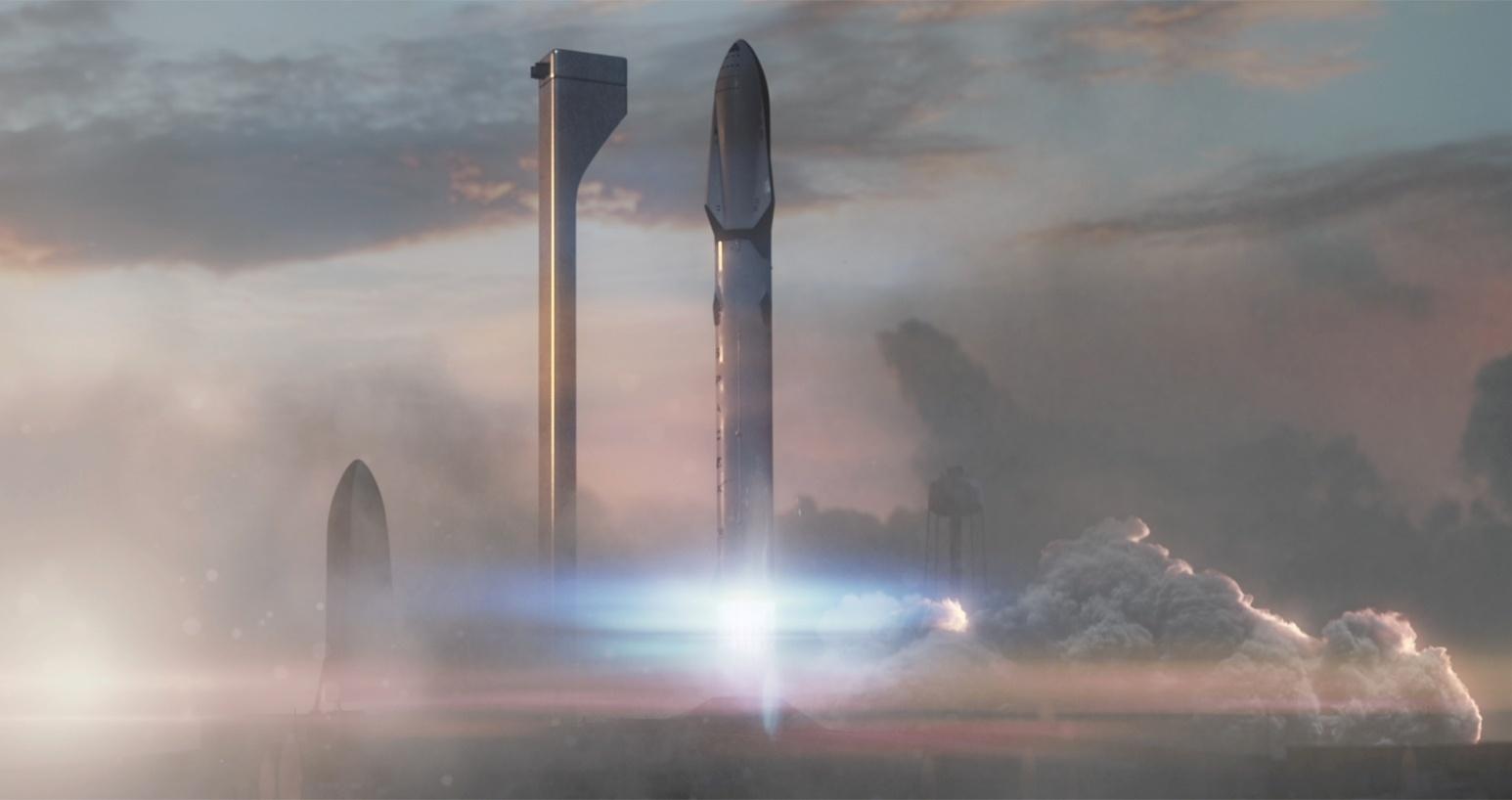Электромобиль в нагрузке январского испытания Falcon Heavy оказался шуткой - 2