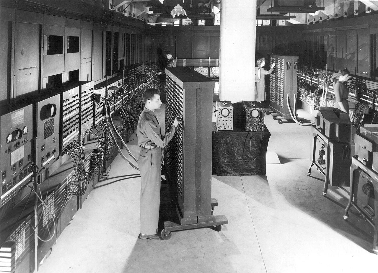 Электронные компьютеры, часть 3: ENIAC - 9