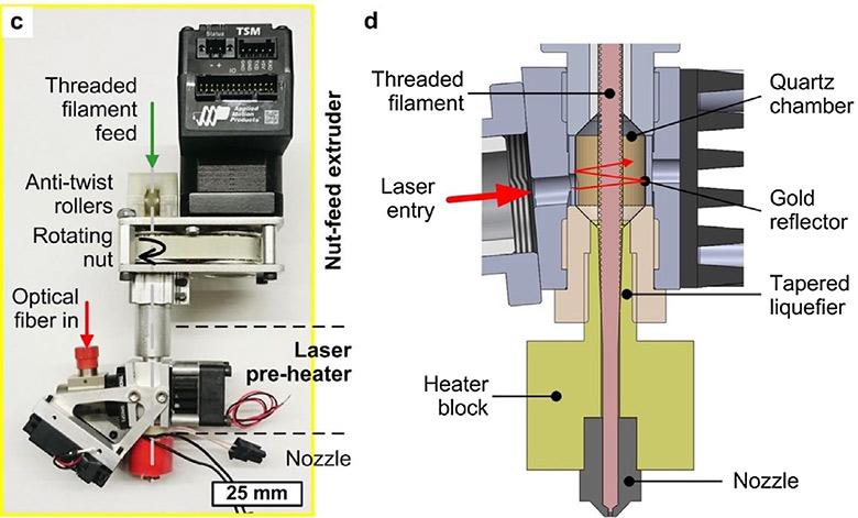 Новый 3D-принтер печатает в 10 раз быстрее, чем существующие модели - 3