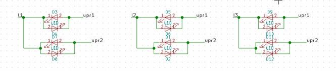 Самодельный светодиодный индикатор в slim факторе - 2