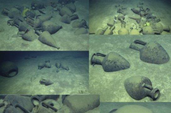 Ученые нашли обломки 2000-летнего корабля