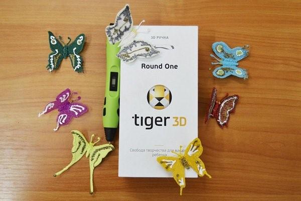 Обзор 3D ручки Tiger3D Round One - 12