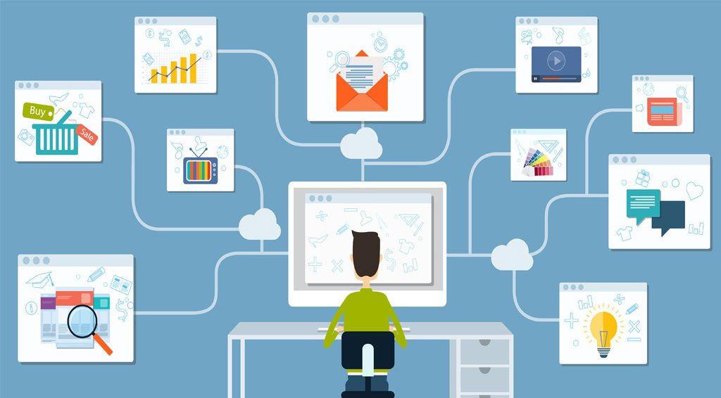 Обзор услуги виртуальный рабочий стол - 1