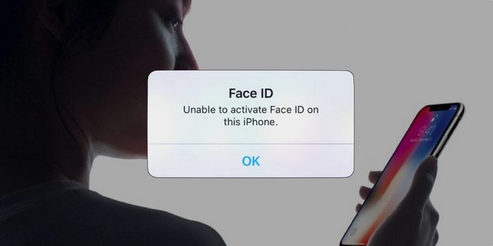 После установки iOS 11.2 система Face ID перестала работать на некоторых смартфонах iPhone X