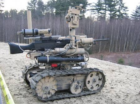 Военные роботы и их разработчики. Часть 1 - 3