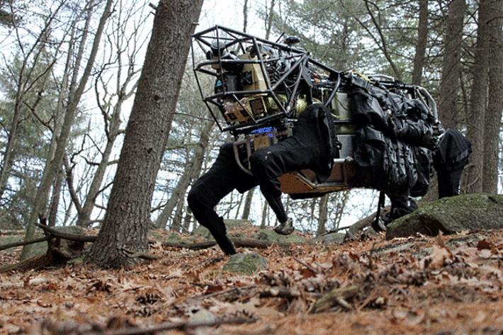 Военные роботы и их разработчики. Часть 1 - 5