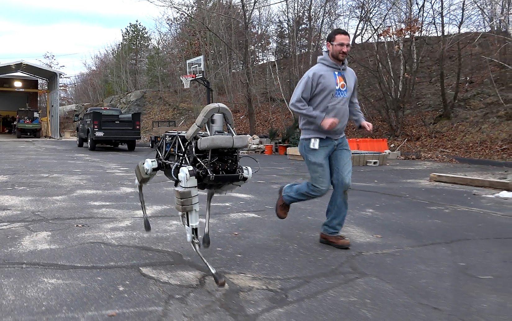 Военные роботы и их разработчики. Часть 1 - 6