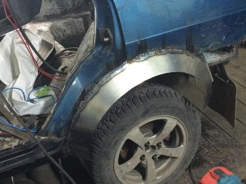 3D-сканирование автомобилей в тюнинге и ремонте - 13