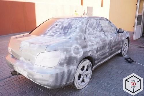 3D-сканирование автомобилей в тюнинге и ремонте - 15