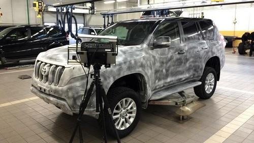 3D-сканирование автомобилей в тюнинге и ремонте - 16